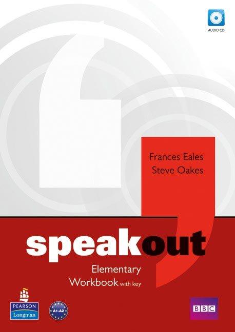 Speakout elementary wb+key+cd 11 pack