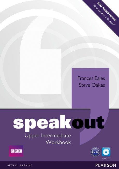 Speakout upper-intermediate wb cd 11 pack
