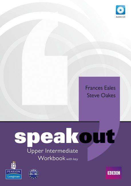 Speakout upper-intermediate wb+key+cd 11 pack