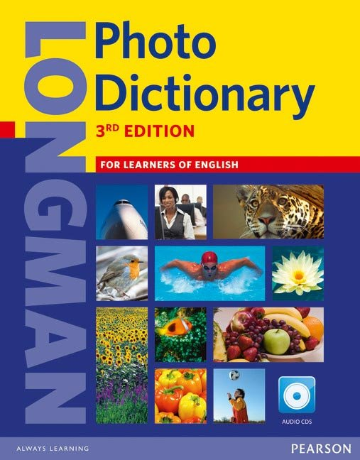 Longman photo dictionary (+2cds) (3rd.ed) (british