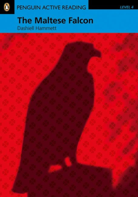 Maltese falcon book and mp3 pack penguin active reading 4