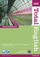 New total english pre-intermediate students' book