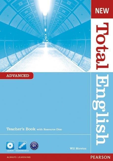 New total english advanced teacher's book and teac