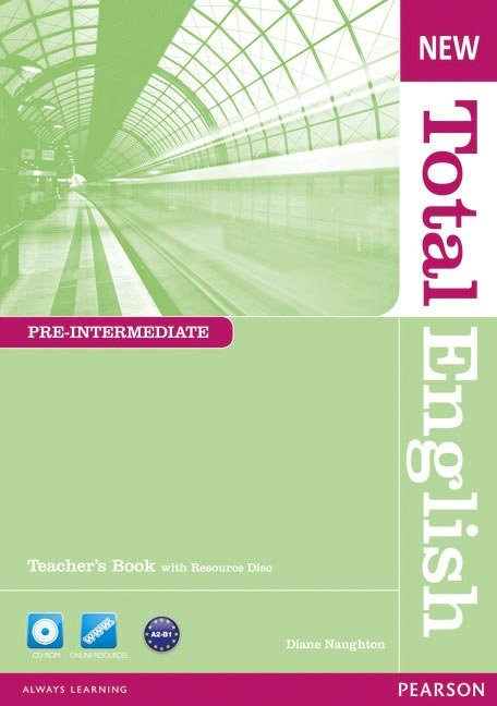 New total english pre-intermediate teacher's book