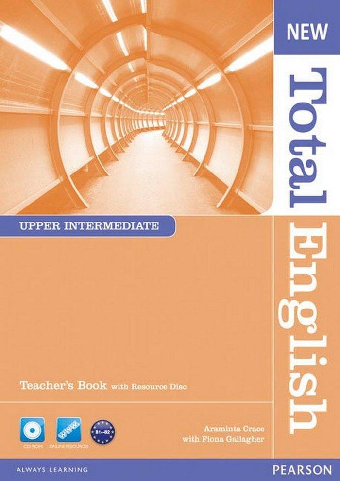 New total english upper intermediate teacher's boo