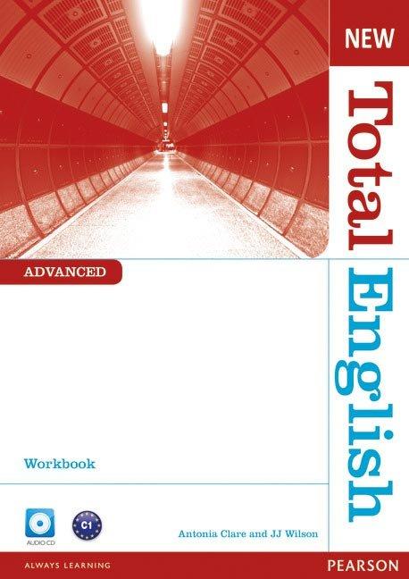 New total english advanced wb w/o key