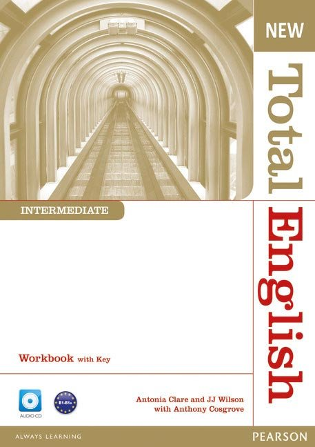 New total english intermediate wb+cd 11 pack