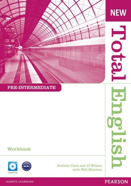 New total english pre-intermediate wb+cd sin respu