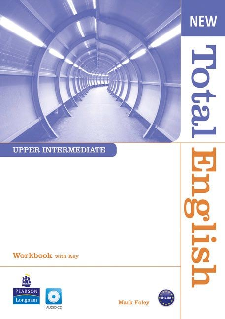 New total english upper-intermed.wb+cd 11 pack