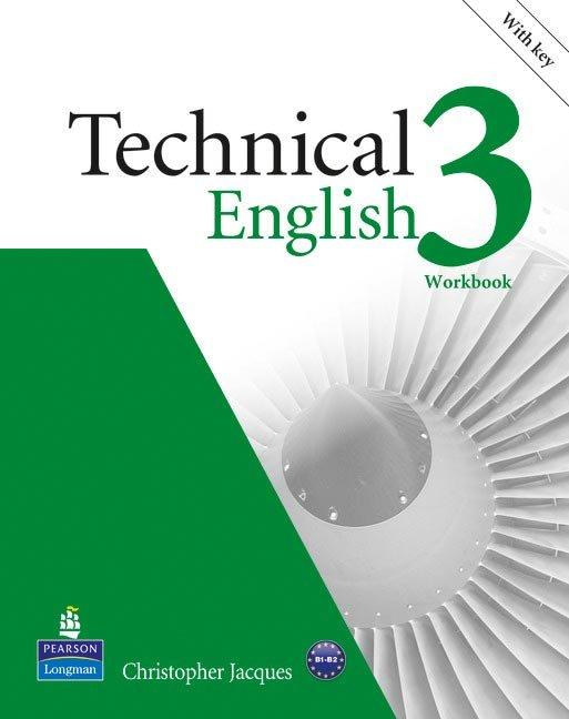 Technical english 3 workbook key