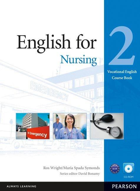 English for nursing 2 st +cd-rom pack