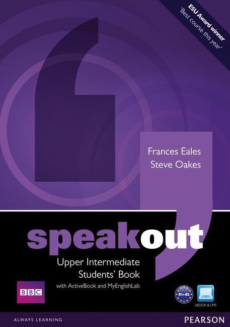 Speakout upper intermediate sb+dvd lab 12       al