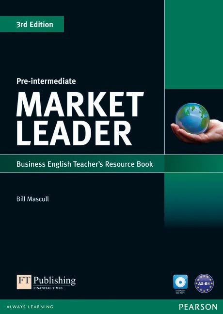 Market leader 3rd edition pre-intermediate teacher's resour