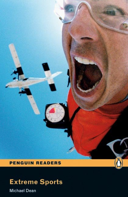 Penguin readers 2: extreme sports book and mp3 pack