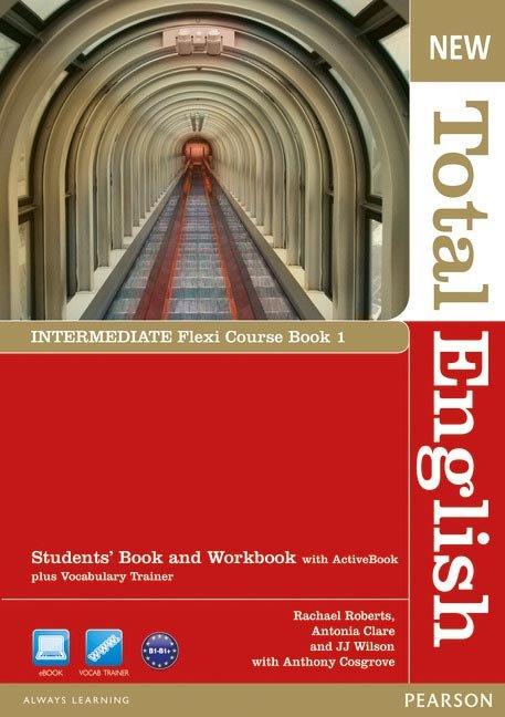 New total english intermediate flexi coursebook 1