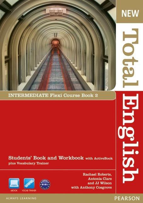 New total english intermediate flexi coursebook 2 pack ed.20