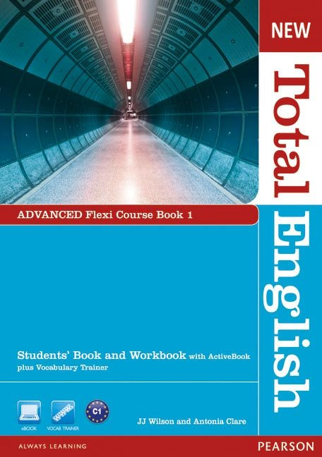 New total english advanced flexi coursebook 1 pack ed.2013