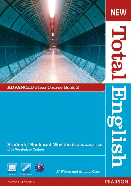 New total english advances flexi coursebook 2 pack ed.2013