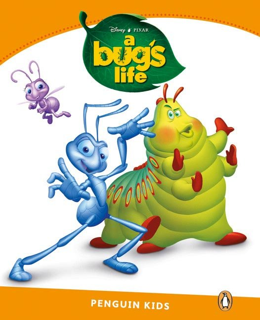 A bugs life the reader penguin kids 3
