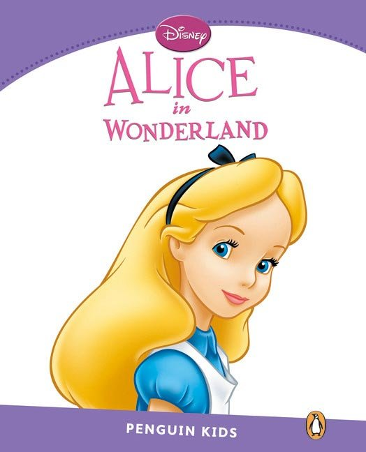 Alice in wonderland reader penguin kids 5