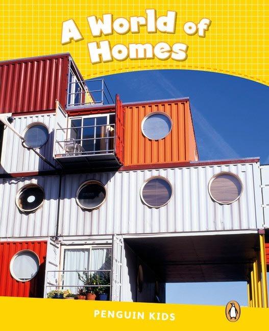 A world of homes penguin kids 6