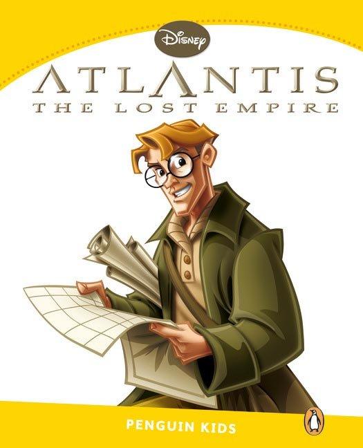 Atlantis lost empire reader penguin kids 6