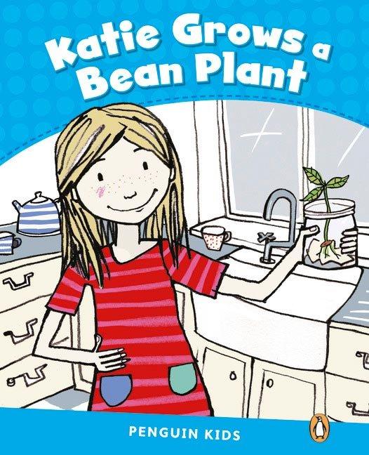 Katie grows a bean penguin kids 1