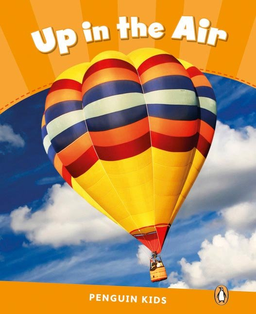 Up in the air penguin kids 3