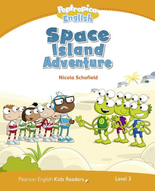 Space island adventure  penguin kids level 3
