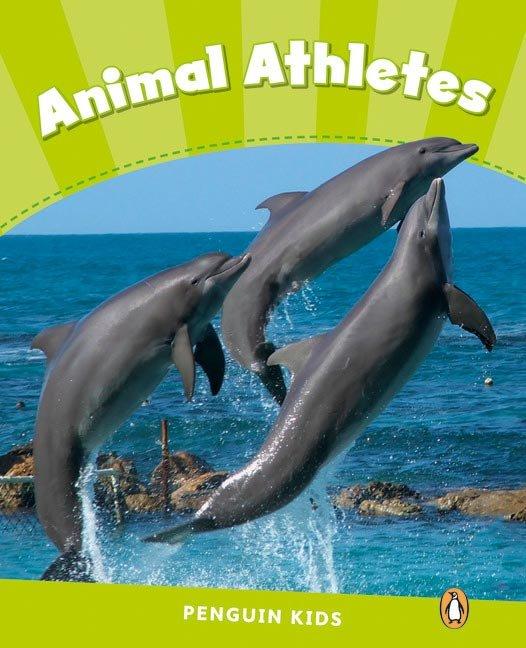 Animal athletes penguin kids 4