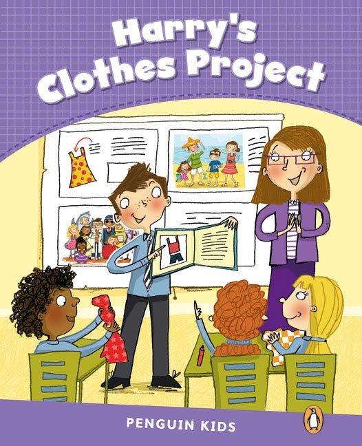 Harrys clothes project penguin kids 5