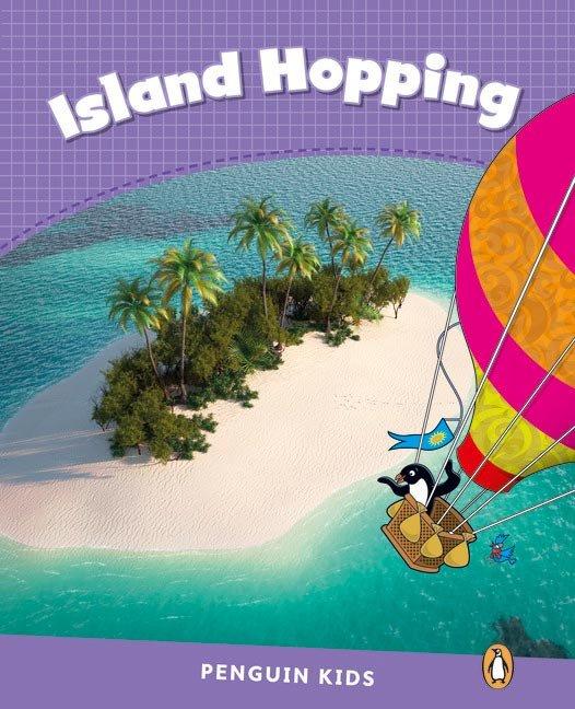 Island hopping penguin kids 5