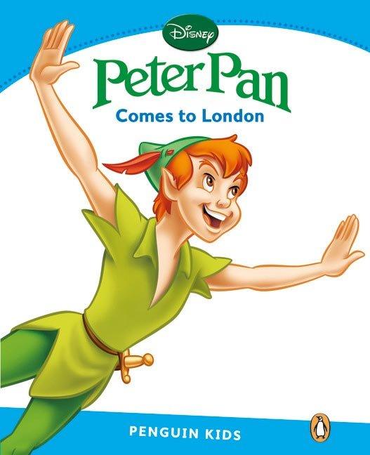 Peter pan reader penguin kids 1
