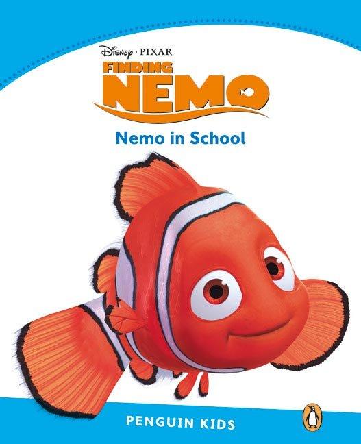 Finding nemo reader penguin kids 1