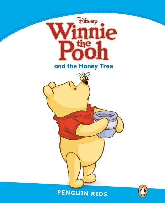Winnie the pooh reader penguin kids 1