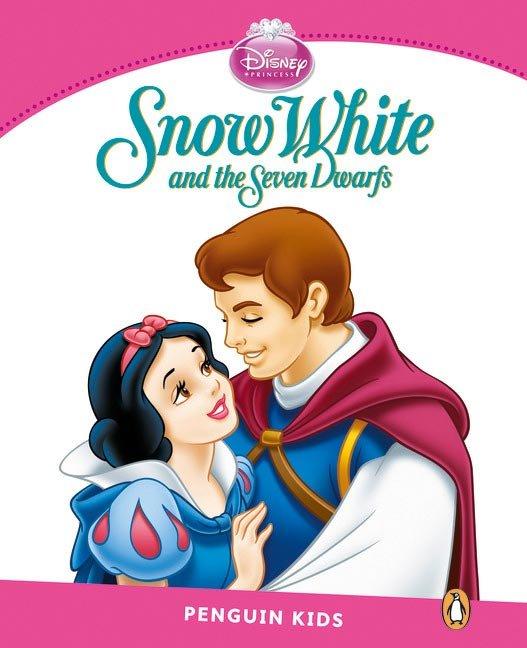 Snow white the reader penguin kids 2