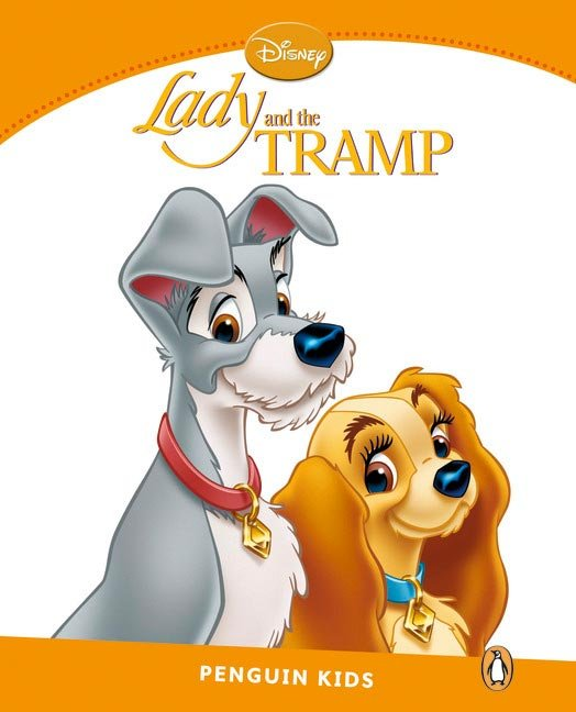 Lady and the tramp reader penguin kids 3