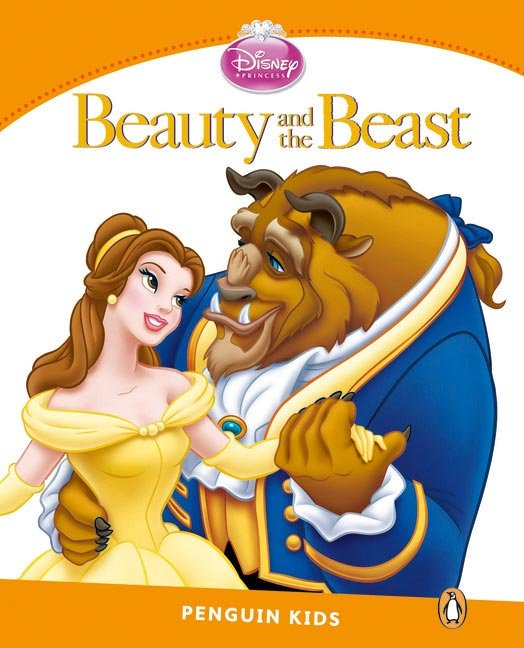 Beauty and the beast penguin kids 3