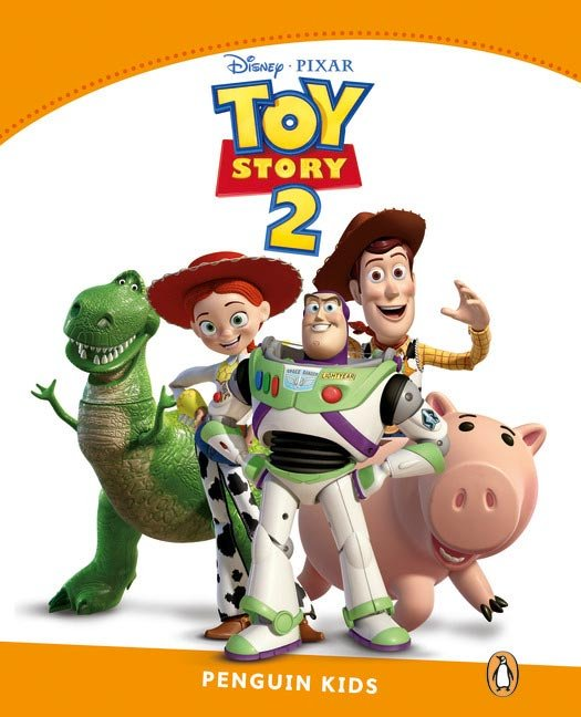 Toy story 2 the reader penguin kids 3