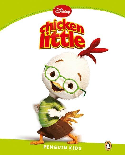 Chicken little reader penguin kids 4