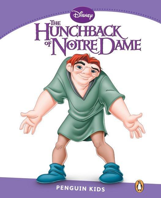 Hunchback of notre dame reader penguin kids 5