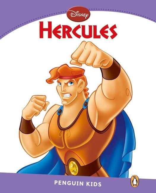 Hercules reader penguin kids 5