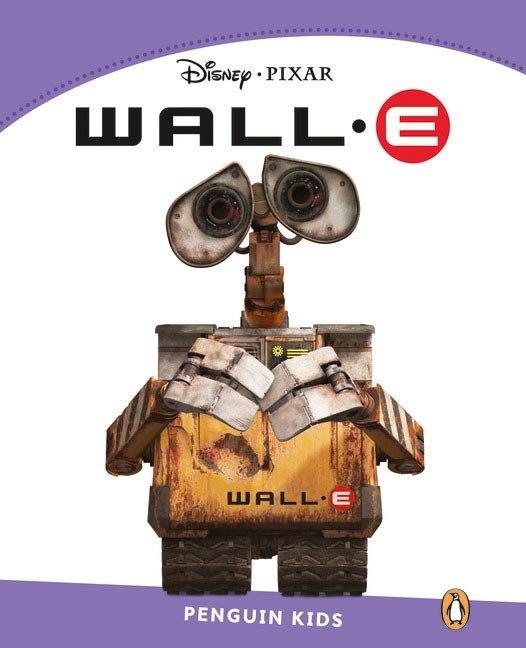 Wall-e reader penguin kids 5