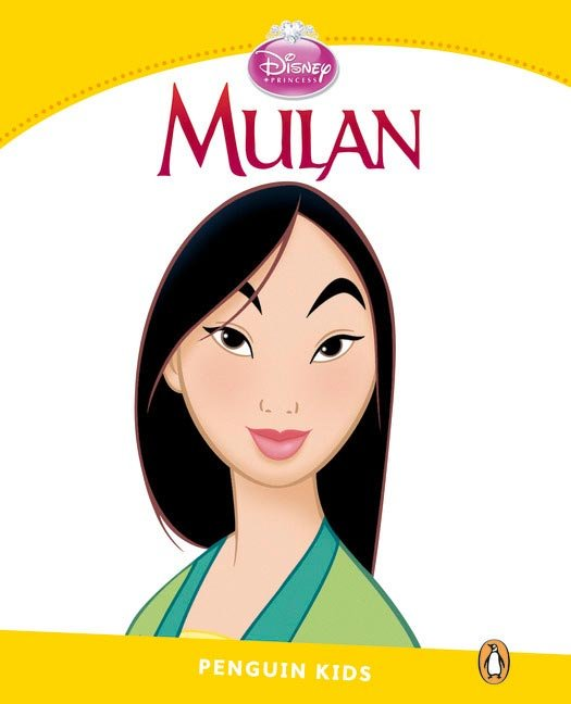 Mulan reader penguin kids 6