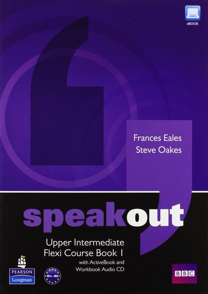Speakout upperintermediate flexi coursebook 1 pack