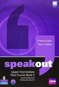 Speakout upper-intermediate flexi st 2 pack