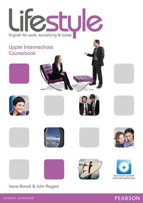 Lifestyle upper-intermediate students book