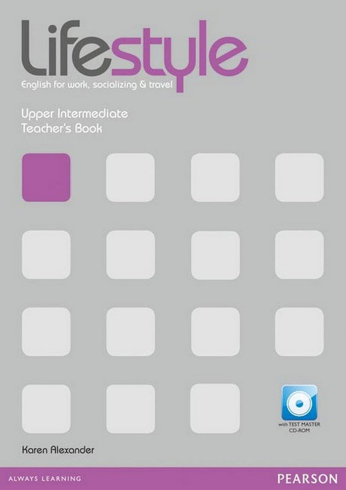 Lifestyle upper intermediate teacher's book and te