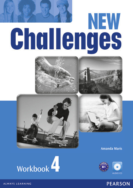 New challenges 4ºeso wb+cd pack 13