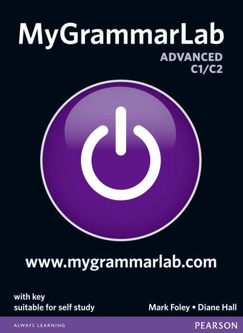 Mygrammarlab advanced with key and mylab 12 pack